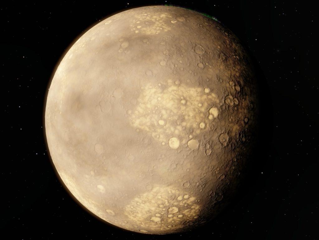 ¿Cuál es el planeta más pequeño?