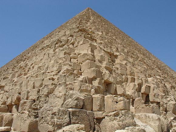 Revelan cómo fueron construidas las pirámides de Egipto realmente