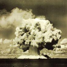 ¿Quién es el inventor de la bomba atómica?