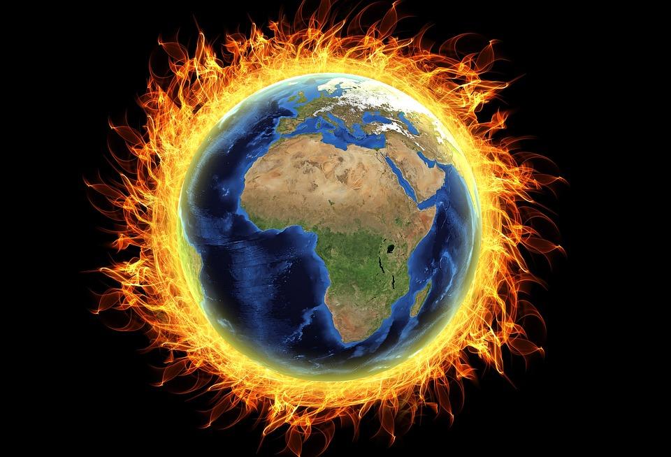 5 sorprendentes consecuencias del calentamiento global