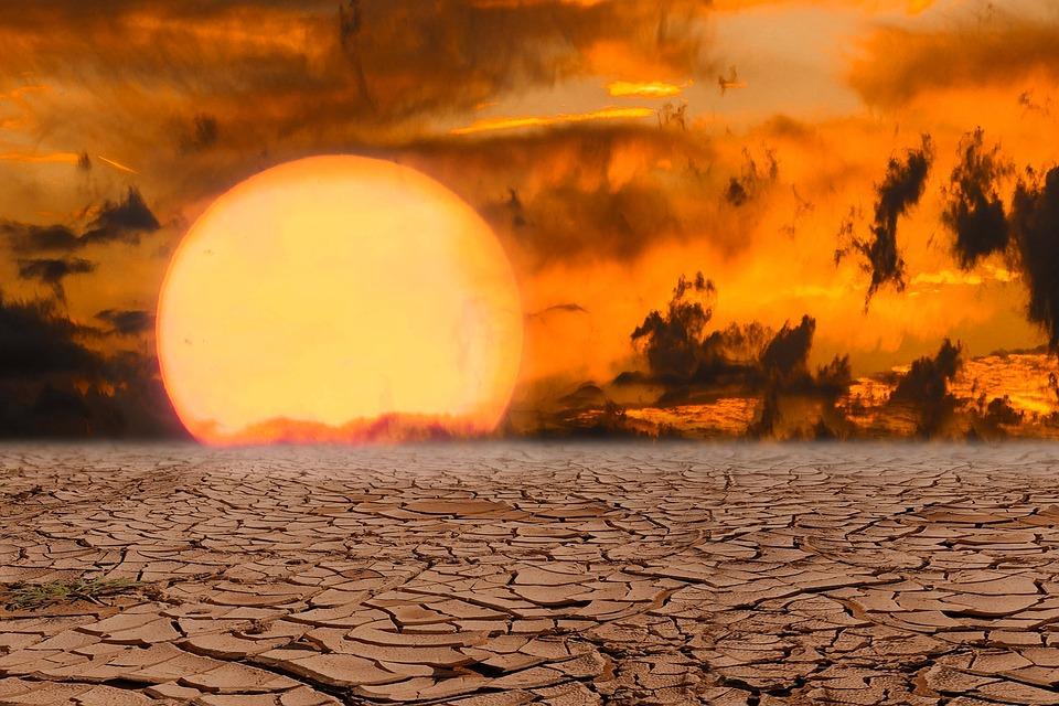 Los 5 lugares más calurosos del mundo