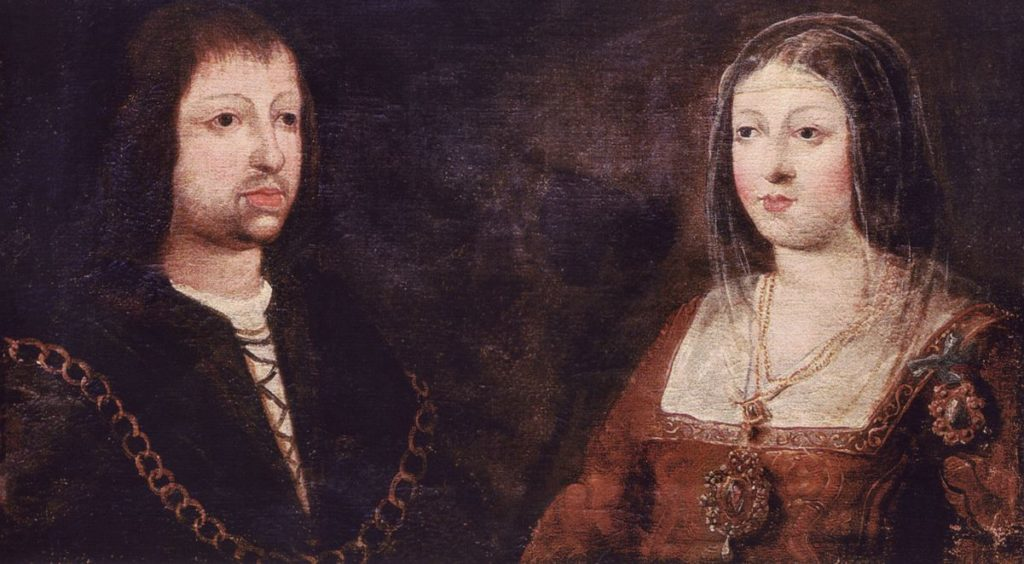 Fernando e Isabel