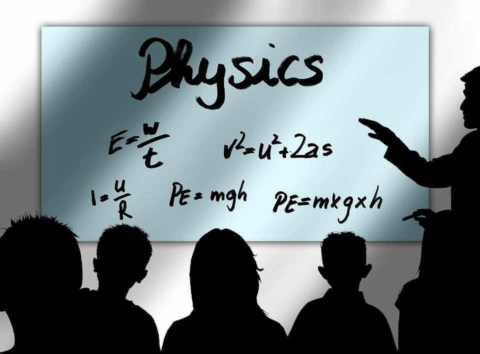 La física y sus 4 fuerzas fundamentales