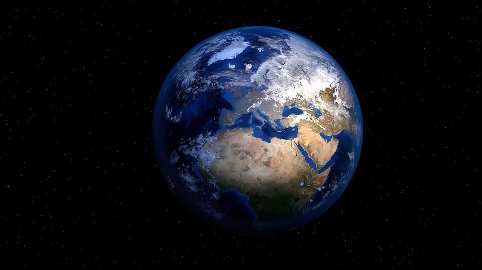 ¿A qué velocidad se mueve la Tierra?
