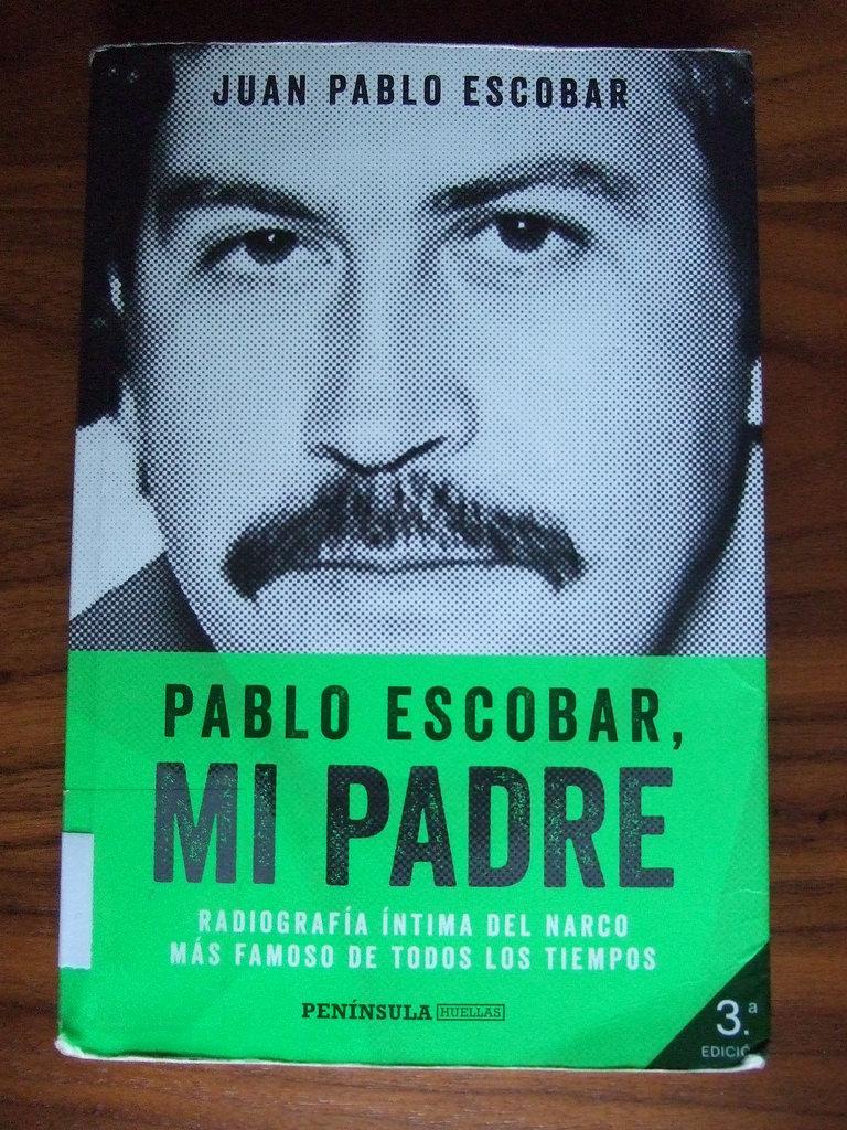 excentricidades-Pablo Escobar