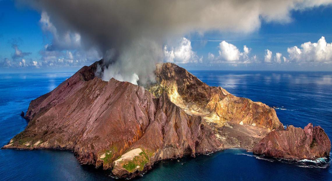 erupciones volcánicas más grandes
