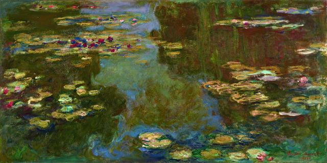 Le Bassin aux nymphéa