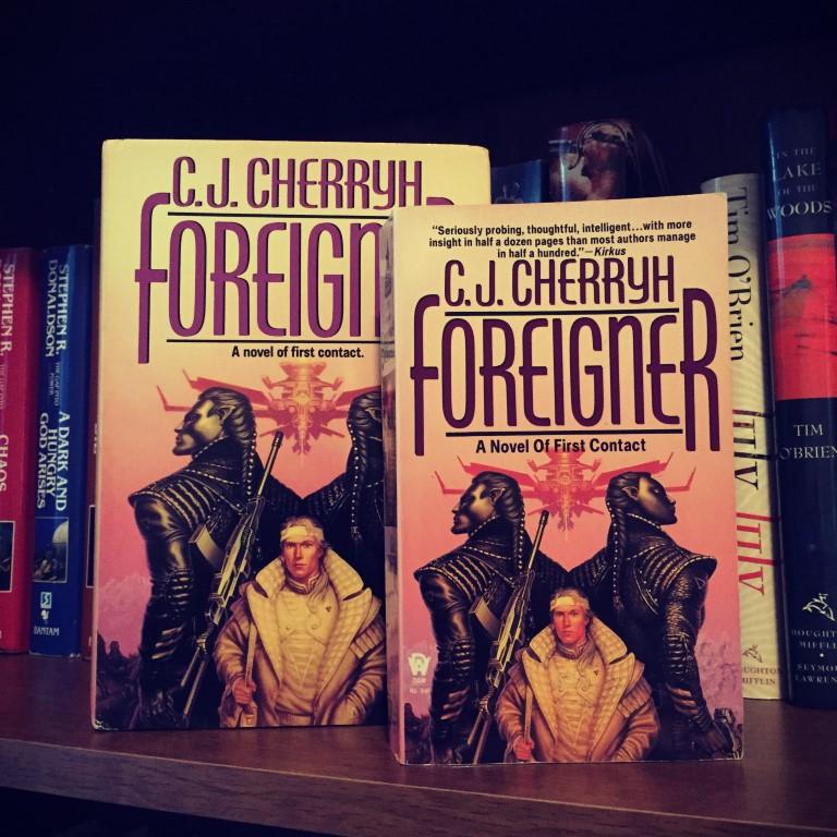 Foreigner – CJ Cherryh