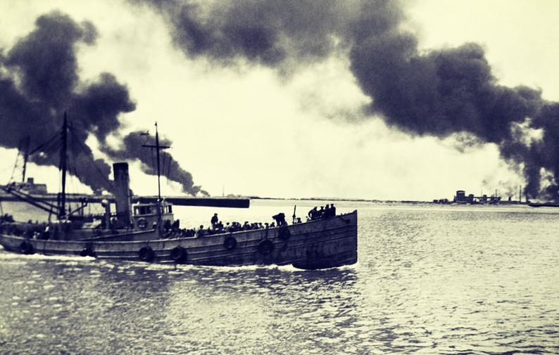 Navíos Dunkerque