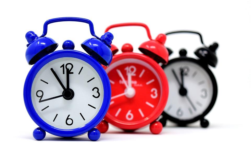 ¿Qué consecuencias provoca el cambio de hora?