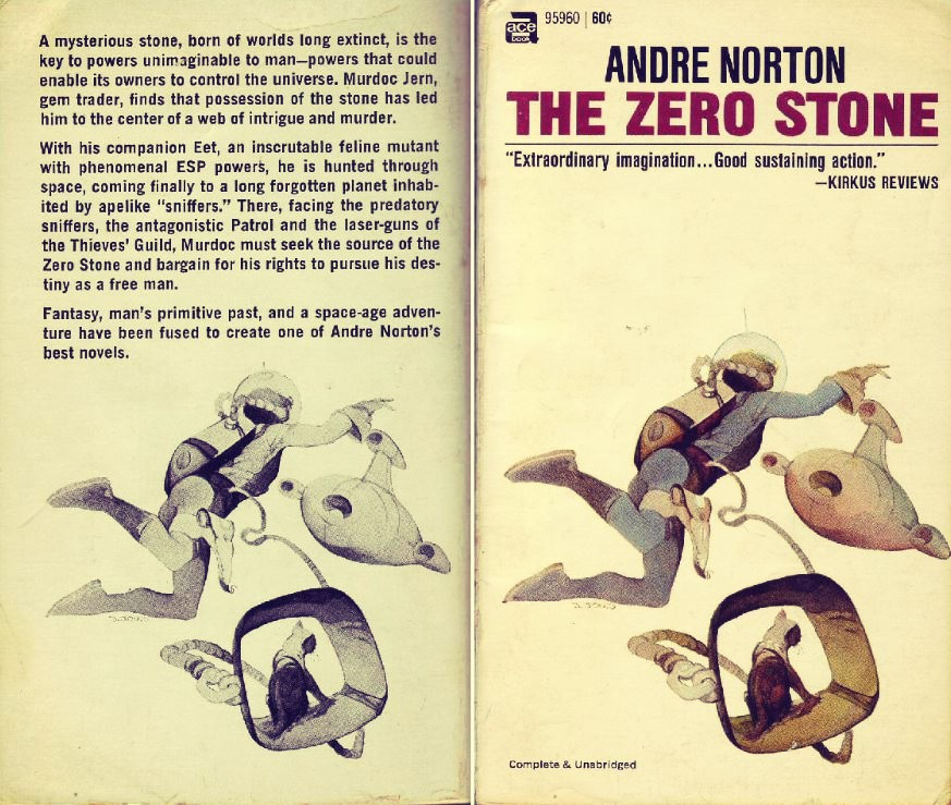 The Zero Stone – Andre Norton