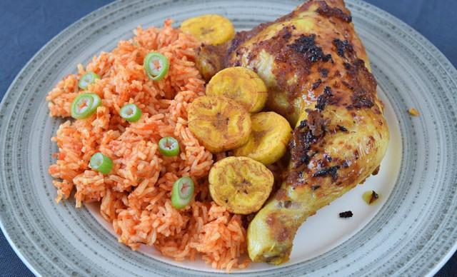 comidas que probar en áfrica