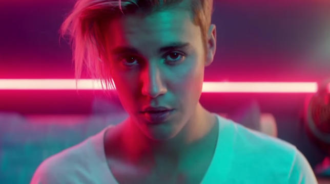 Justin Bieber- What do you mean