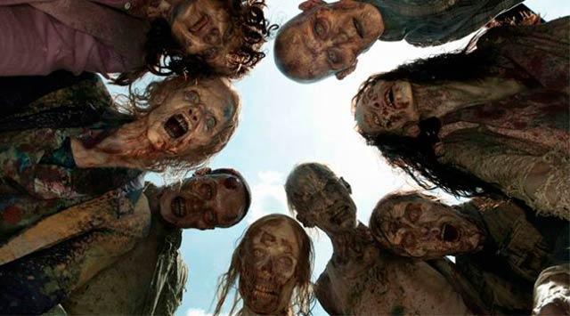 El apocalipsis zombie es posible