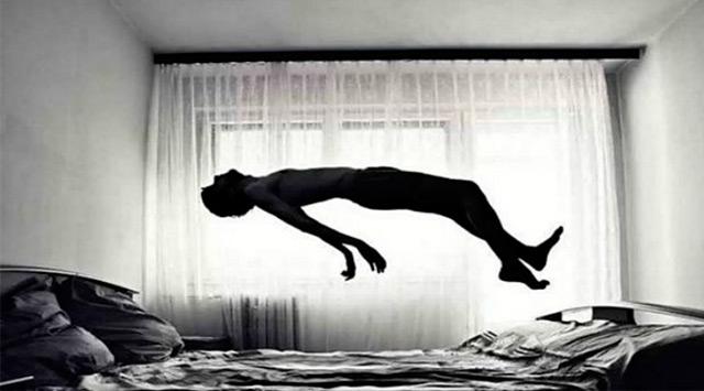 Se puede levitar
