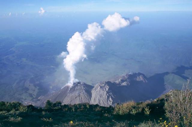 Volcanes de América