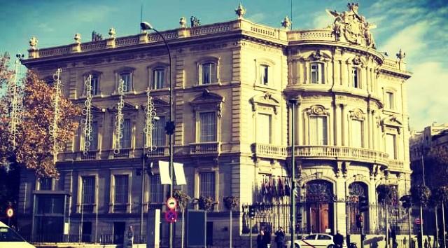 Casa de América en Madrid