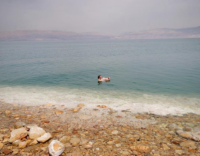 cosas que no sabias del mar Muerto