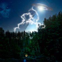 Evidencias de vida extraterrestre