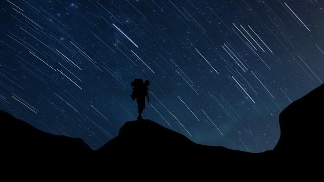 ¿Cómo ver la lluvia de estrellas orionidas?
