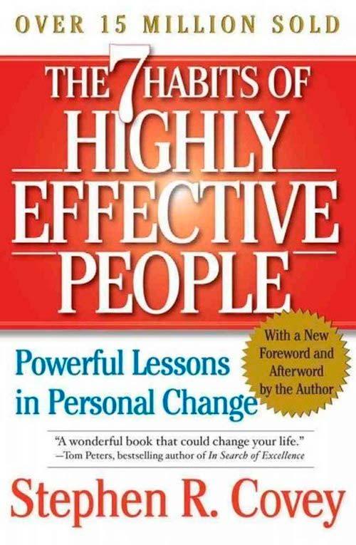 Los 7 hábitos la gente altamente efectiva