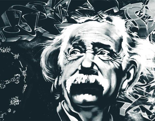 30 frases de Albert Einstein