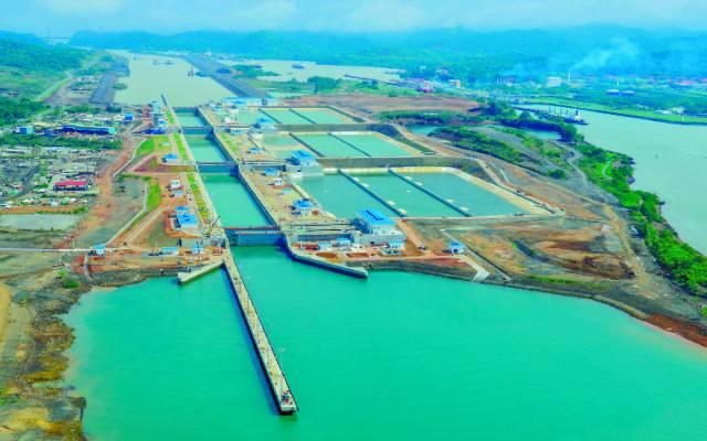 Cómo funciona el Canal de Panamá