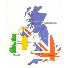 Cuál es la diferencia entre Gran Bretaña y Reino Unido