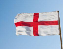 Historia detrás de la bandera inglesa (Inglaterra)