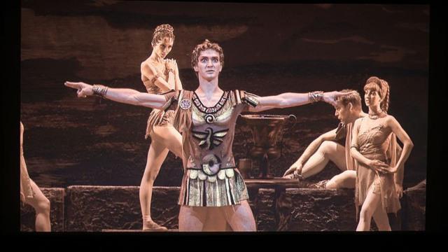 La historia de Espartaco de Roma