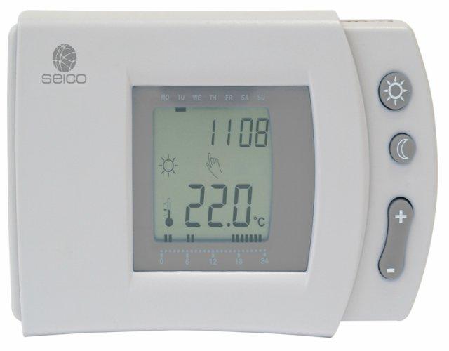 ¿Cómo funciona un termostato?