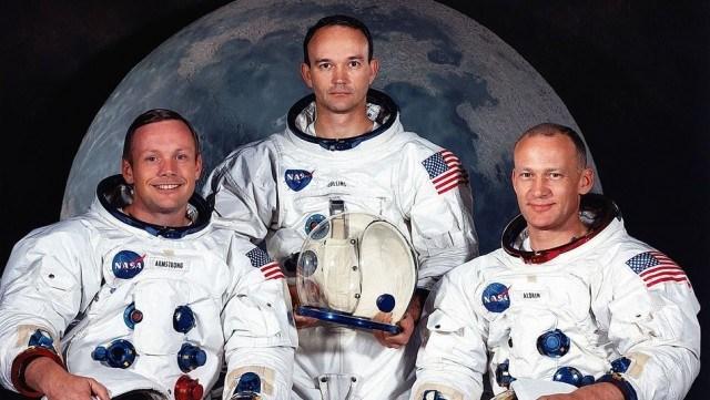astronautas que pisaron la luna
