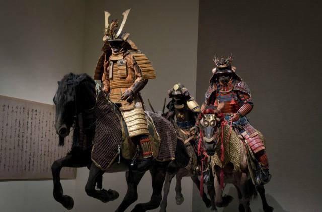 Datos interesantes de los samuráis