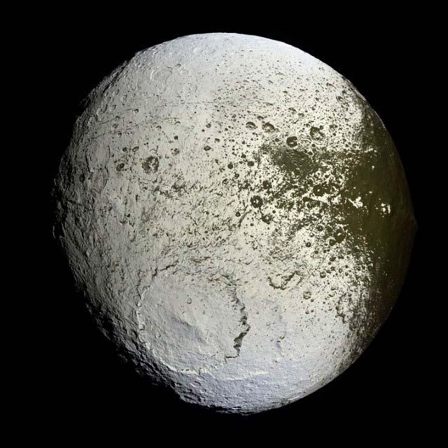 satélites de Saturno