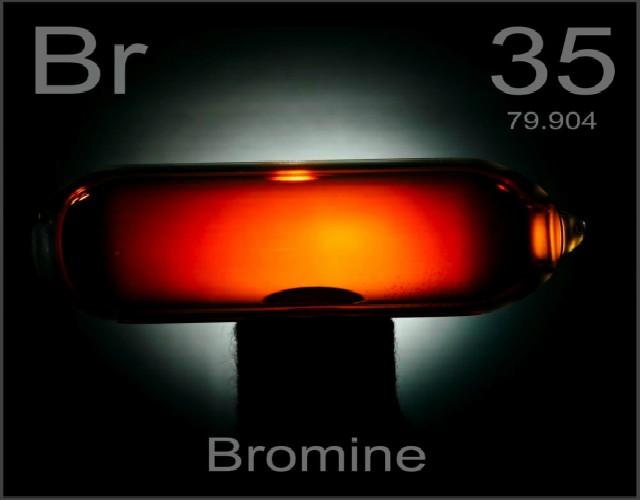 Características del Bromo