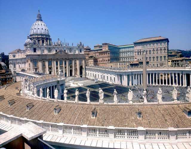10 curiosidades sobre el Vaticano