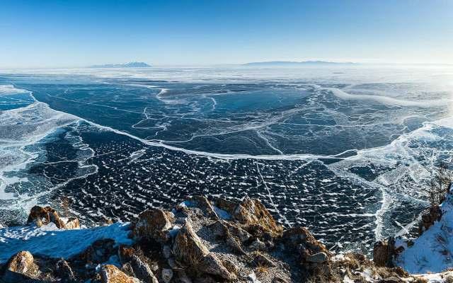Descubre el lago Baikal
