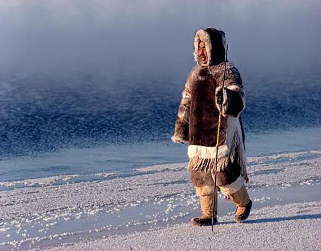 Pueblos inuit.