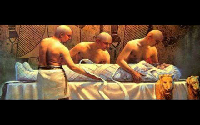 Cómo se hacia la momificación en Egipto