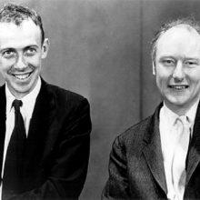 Vida y obra de Watson y Crick