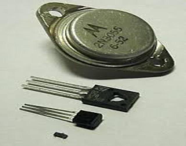 ¿Qué es un transistor?