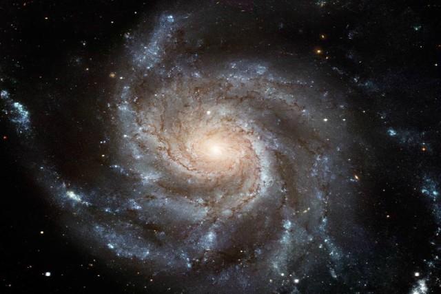 galaxia andrómeda