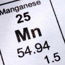 Características del Manganeso
