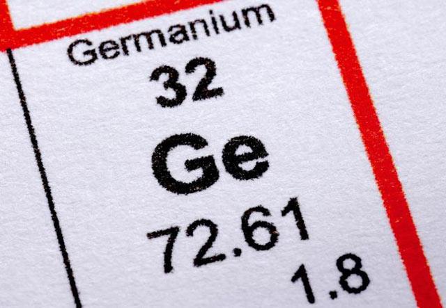 Características del germanio