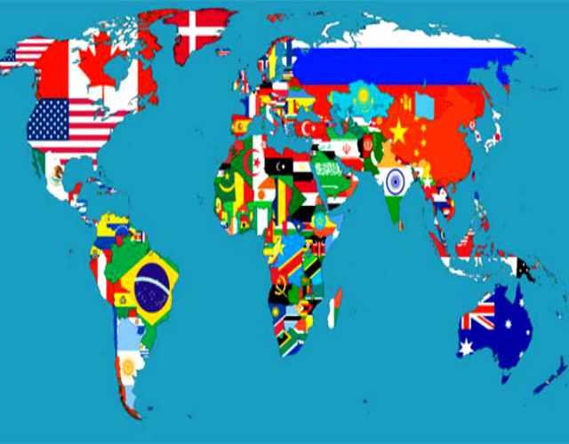 Estas son las capitales del mundo