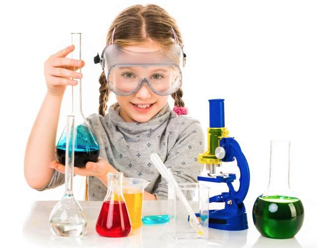 Experimentos sencillos para niños