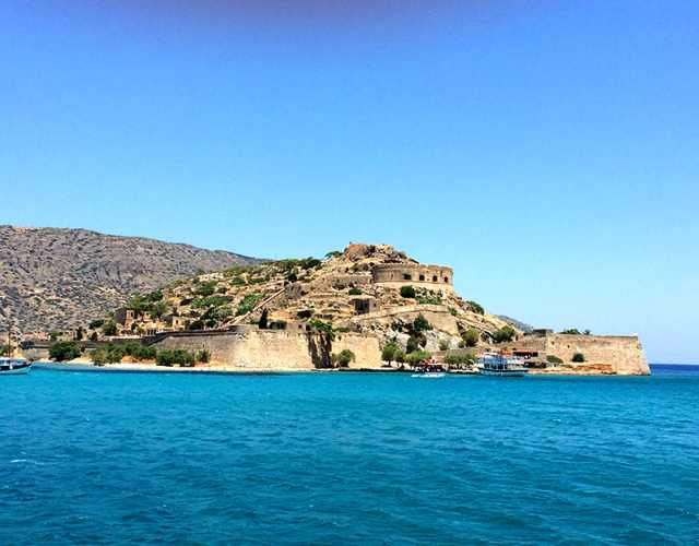 La mítica isla de creta