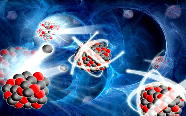 La teoría atómica de Dalton