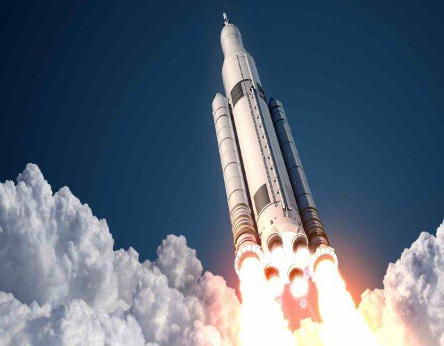 Los materiales usados en naves espaciales