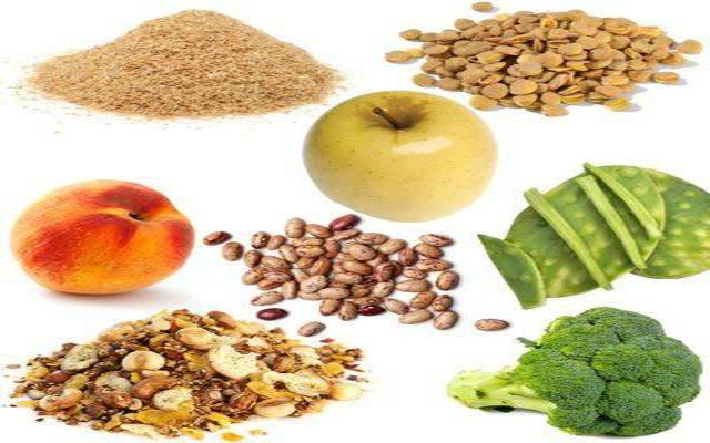 Que es la fibra alimentaria